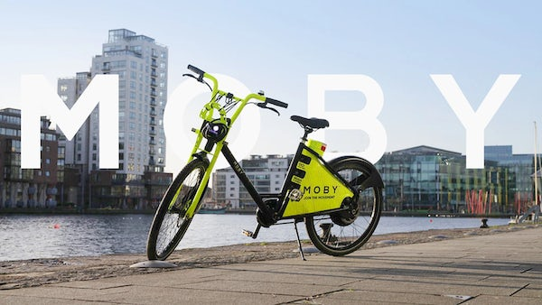 30% off MOBY MOVE bike rentals during DCAW