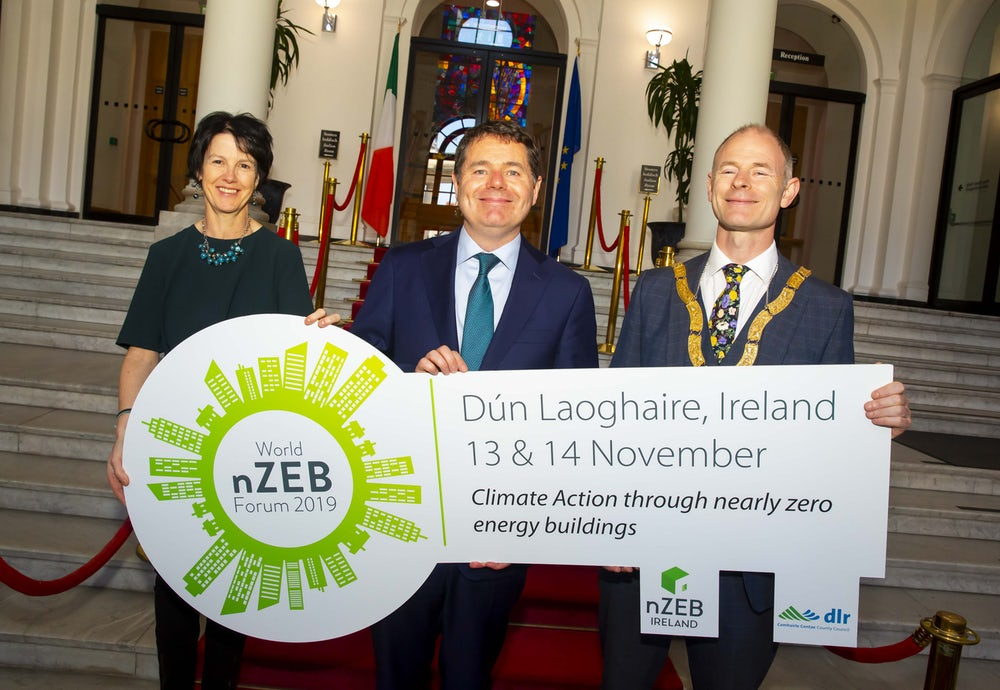 World NZEB Forum Conference Launch
