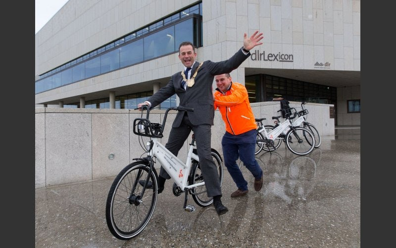 Stationless Bike Share - Dún Laoghaire-Rathdown County Council
